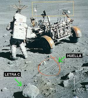 viajelunafraude1828129 - El viaje a la luna NO LO VIMOS, un estudio profundo afirma que las fotos son falsas.