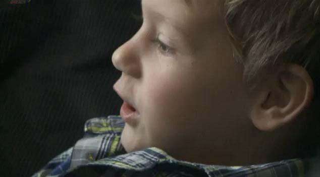 El recuerdo de una vida pasada atormenta a un niño de 4 años