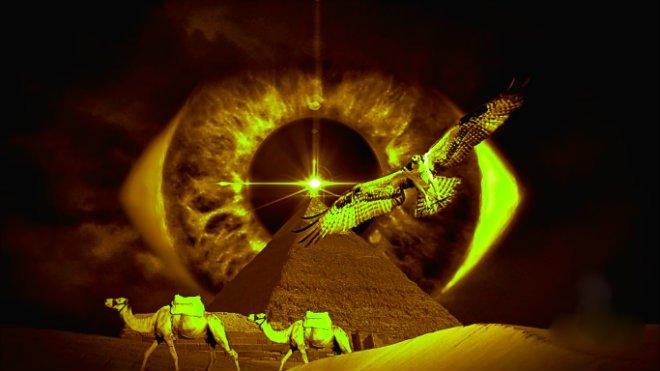 ¿El arca de la alianza estuvo en la Gran Pirámide de Guiza?