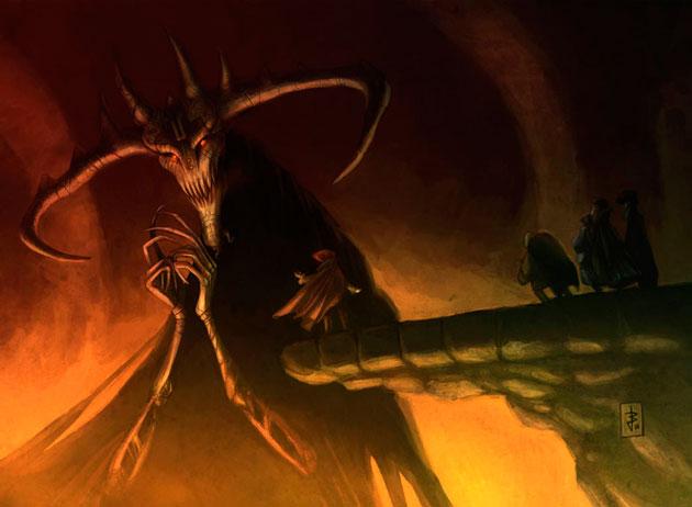 Gran Satanas - ¿Qué son los demonios?