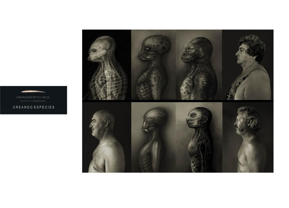 EL ORIGEN Y EVOLUCIÓN DEL HUMANOIDE EN EL COSMOS