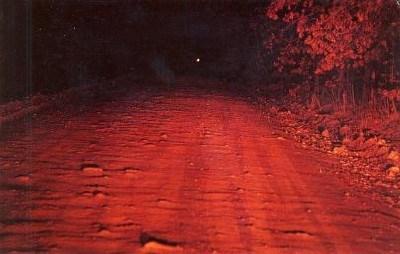 ¿Te vienes a ver la luz fantasma de Missouri?