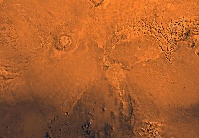 ¿Sera coincidencia? NASA concluye que los volcanes de Marte y los dinosaurios de la Tierra se extinguieron al mismo tiempo