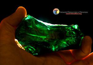 Moldavita ~ Moldavite La llave cósmica para la transformación de consciencia