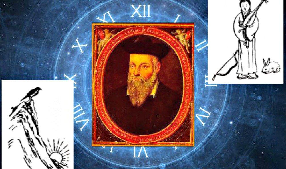 Las profecías de #Nostradamus y profetas chinos que coinciden