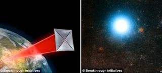 Stephen Hawking Presenta Un Plan Para Alcanzar Alfa Centauri