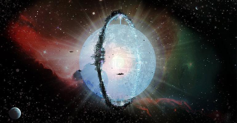 Telescopio Kepler de la NASA descubre una estructura artificial colosal orbitando una estrella en nuestra vecindad