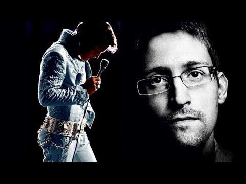 Edward Snowden: «Elvis Presley fue asesinado por la CIA»