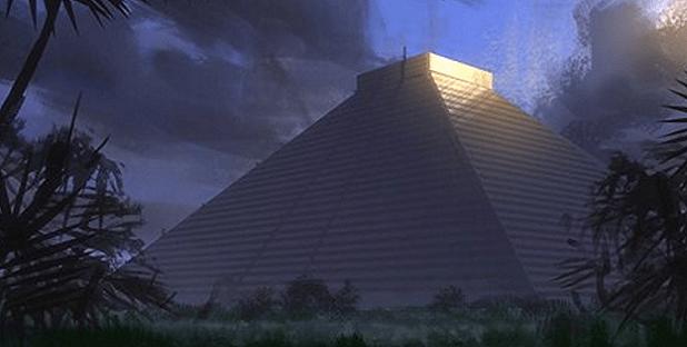 Esta pirámide es mayor que la de Giza y la más grande del mundo, tomó 1000 años construirla
