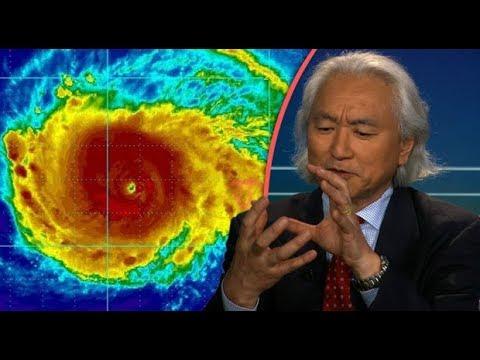 EL DR MACHIO KAKU HIZO UNA CONFESION IMPACTANTE EN TV: HAARP ES RESPONSABLE DE LA RECIENTE OLEADA DE HURACANES