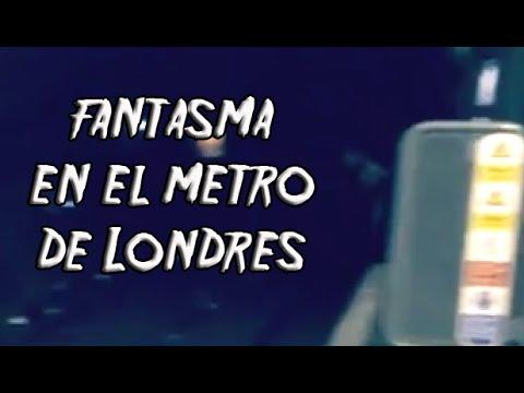 El fantasma del metro de Londres