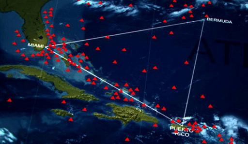 Oceanógrafo alemán afirma: Hay pirámides y tecnología que se encuentran bajo el Triángulo de las Bermudas desconocidos por la ciencia moderna