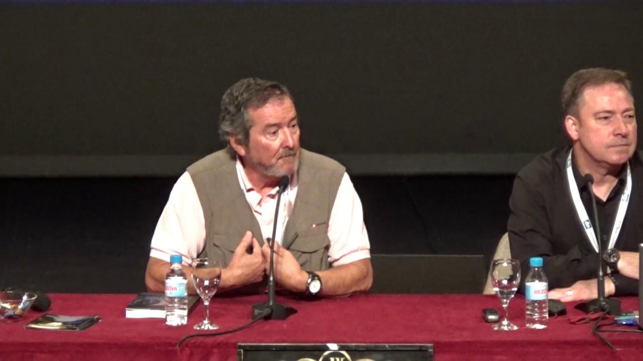 J. J. Benítez IV CONGRESO MÁS ALLÁ (Murcia 2017)