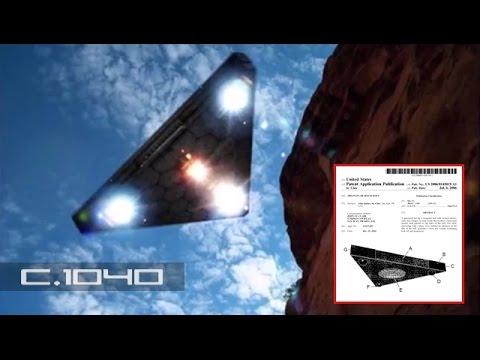 La patente del OVNI Triangular es ahora de dominio público