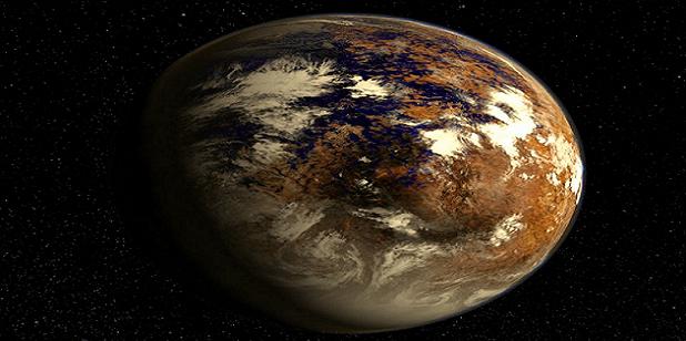 Han descubierto una segunda tierra que tiene océanos y quien sabe si vida