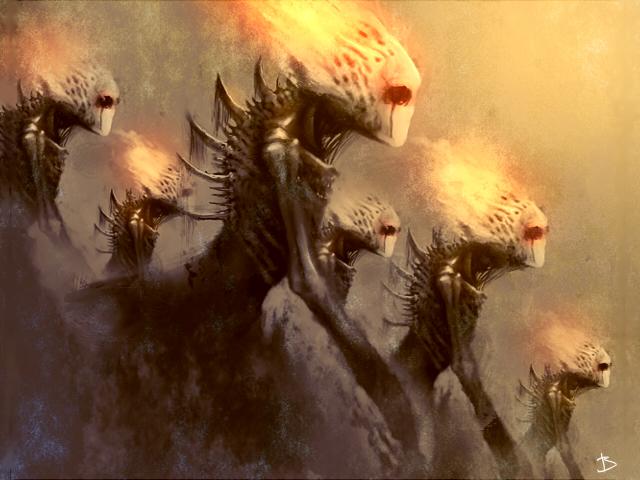 legion - ¿Qué son los demonios?