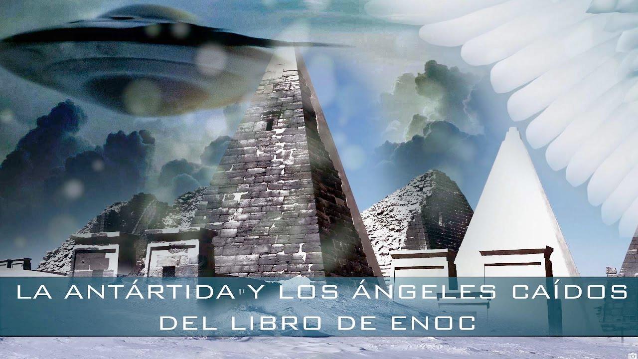 """Los ÁNGELES CAÍDOS del """"Libro de Enoc"""" PRISIONEROS en la Antártida. Así confirma nuevo estudio"""