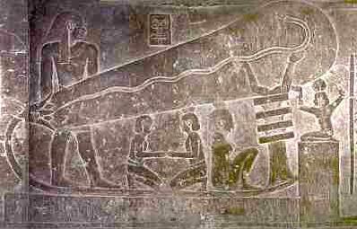 Los antiguos egipcios ya usaban la electricidad