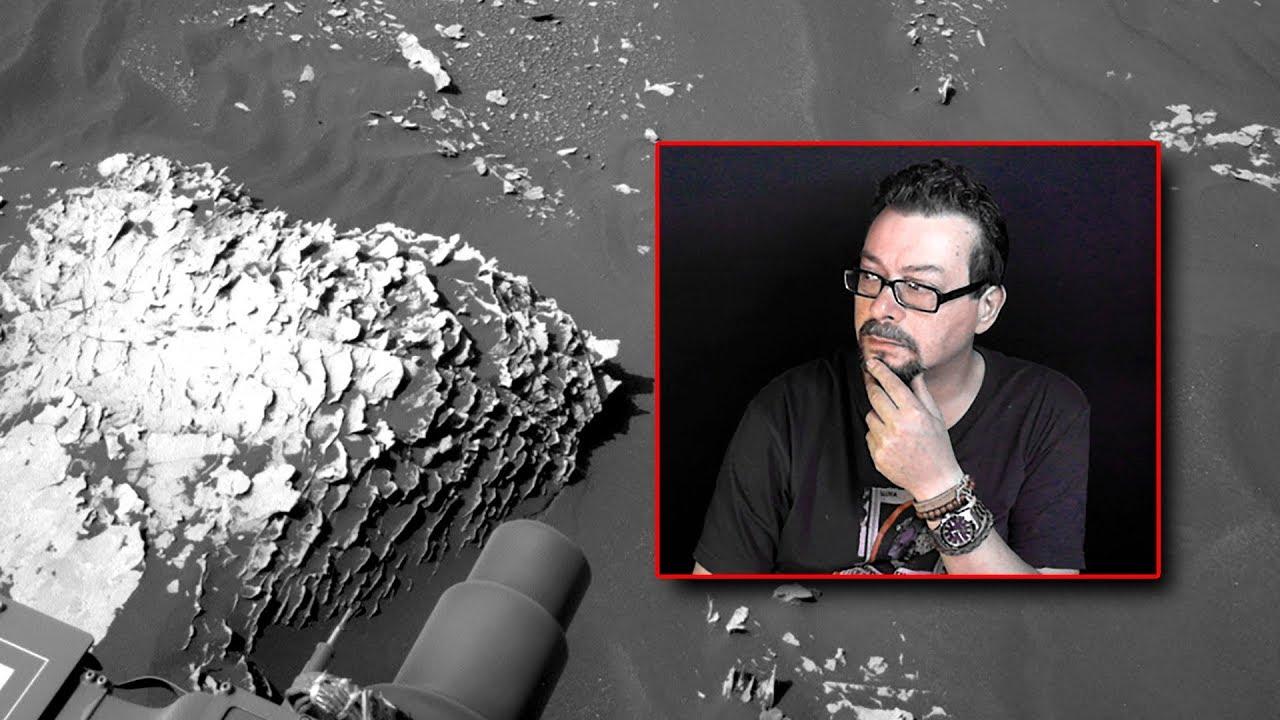 Más Anomalías en Marte