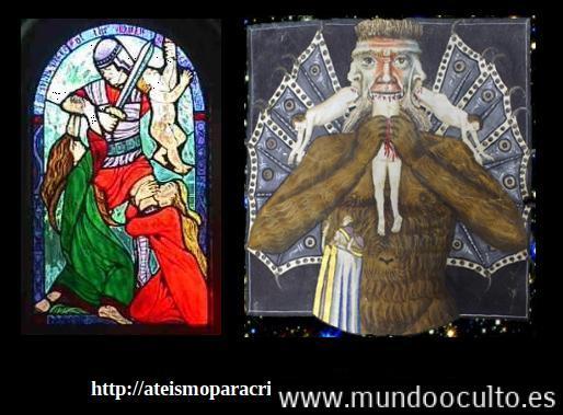 matanzainocentescronoscomehijosmitologiagriegacristianismoateismo - 5 Historias bíblicas ROBADAS de la Mitología Griega. ¿Y sigues creyendo que es ORIGINAL