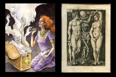 pandoraadanevamitologiagriegacristianismoateismo.jpe - 5 Historias bíblicas ROBADAS de la Mitología Griega. ¿Y sigues creyendo que es ORIGINAL