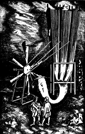 Breve Historia de las Máquinas de Movimiento Perpetuo