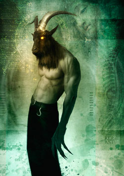 satan humano - ¿Qué son los demonios?