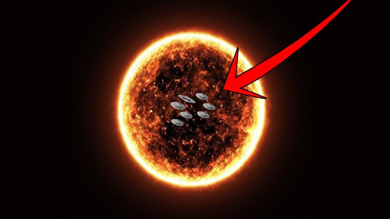 Top 5 Gigantescos y Sorprendentes Objetos captados cerca del Sol
