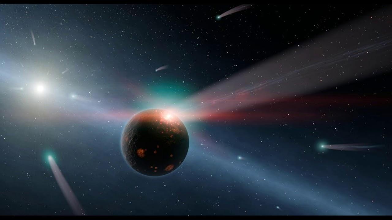 Un cometa 30 veces más potente que el de la era de los dinosaurios amenaza a la humanidad