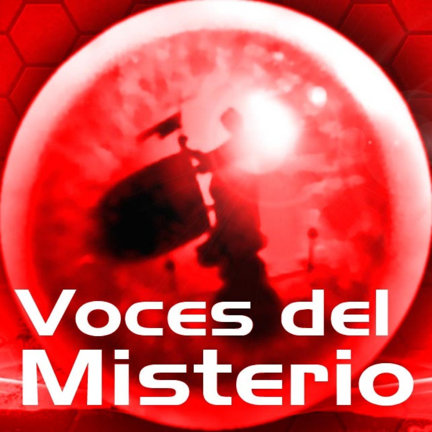 Voces del Misterio ESPECIAL: LEYENDAS DE SEVILLA, Código Oculto