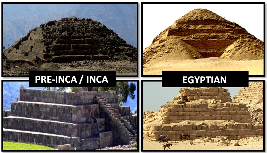 LOS EGIPCIOS Y ATLANTES ERAN LOS MISMOS ?
