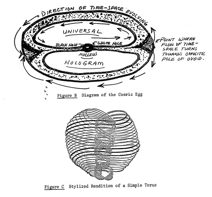 Documento Desclasificado de la CIA revela la verdadera forma de nuestro universo