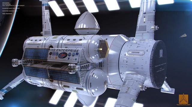 13965443380 a3067e5020 z - la NASA presenta su nuevo modelo de nave espacial y, ATENCIÓN, con un motor Warp