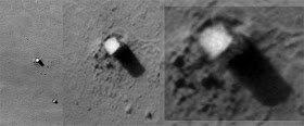 Marte : Fotos Inexplicadas