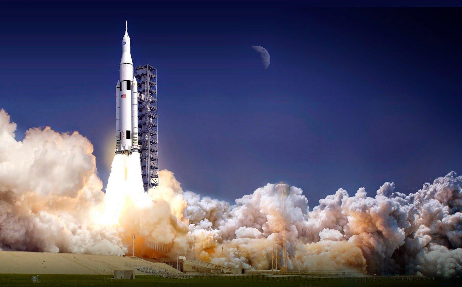 La NASA Revela Experimentos que su 'Supercohete' (SLS) Realizará en su primer vuelo a Marte