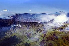 Tambora el volcán que nos puede dejar sin verano