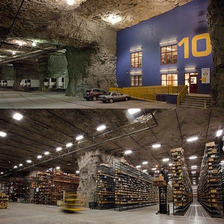 88479 0z7 - Ubicación de cien bases militares subterraneas, algunas de ellas auténticas ciudades en USA