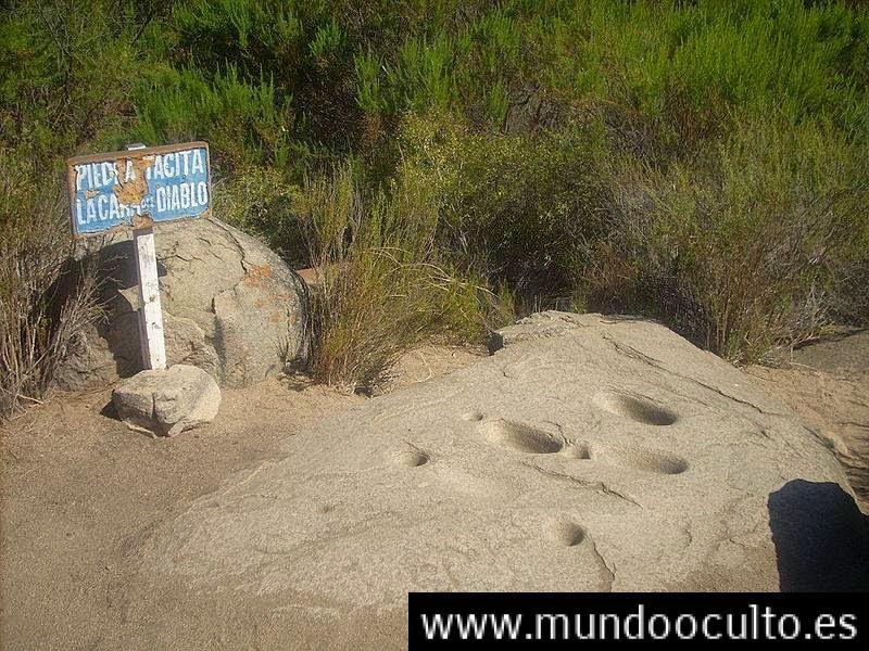 Valle del Encanto, Chile