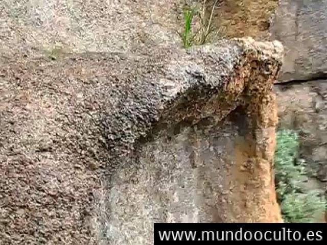 ¿Una huella dejada por un gigante hace millones de años?