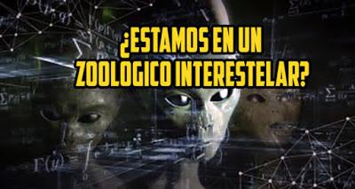 La hipótesis del zoológico extraterrestre
