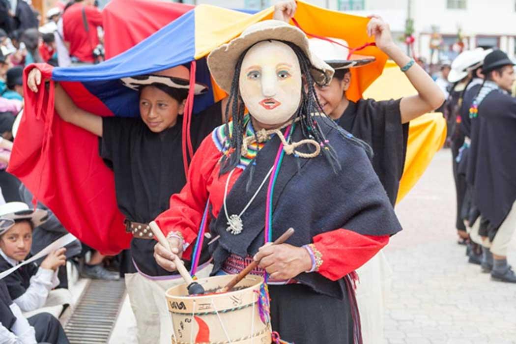 Inti Raymi 1 - Inti, el dios del Sol de los incas: hijo de Viracocha y antepasado de los primeros reyes del Imperio inca