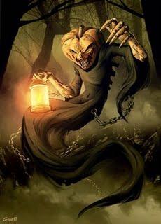 Resultado de imagen de jack o lantern leyenda