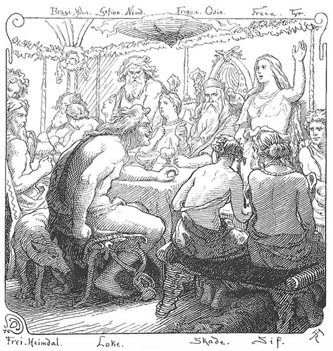 La gloria de Sleipnir: los míticos orígenes del corcel de Odín