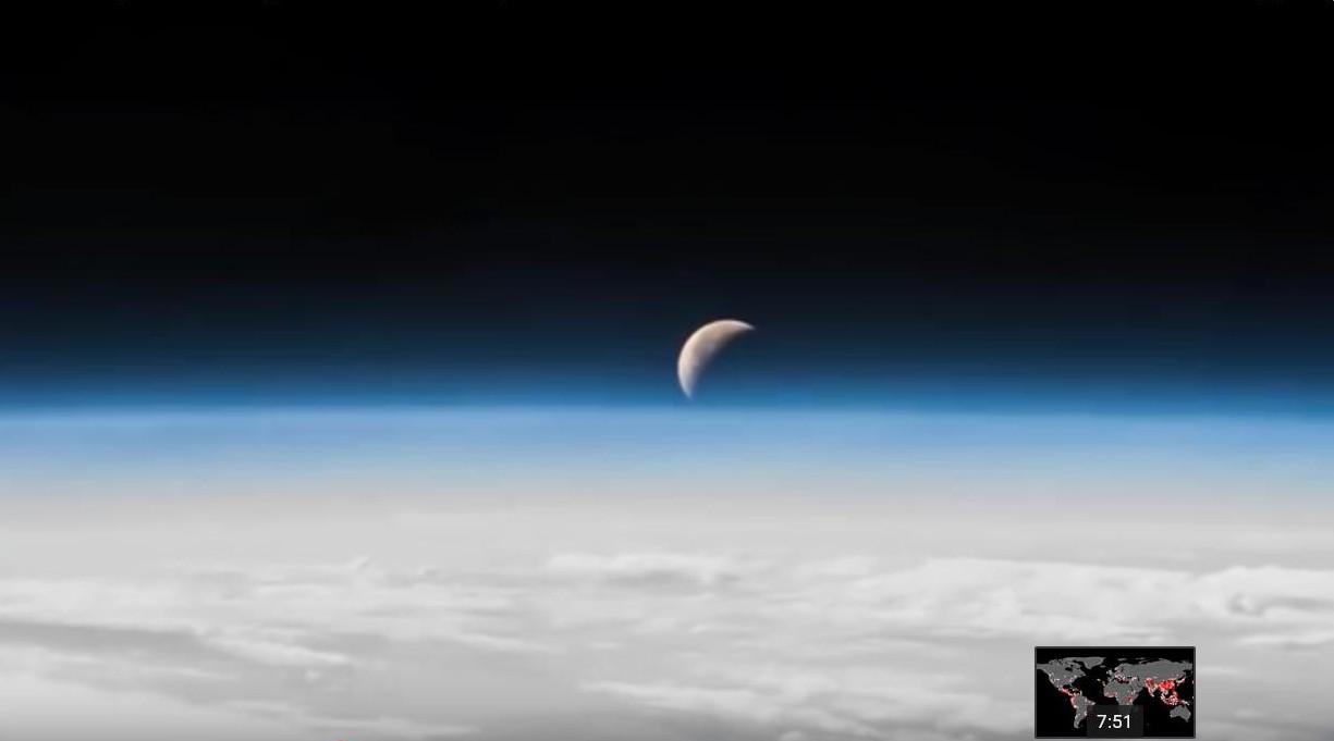Algo está afectando el sistema solar