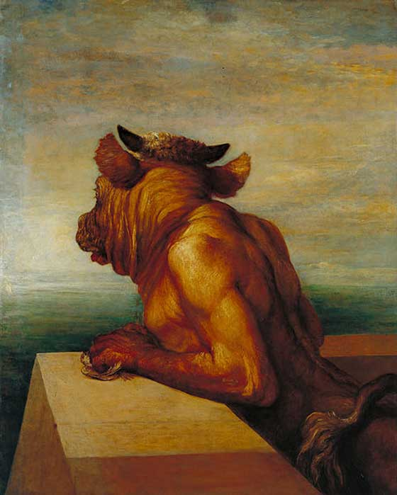 La leyenda del Quinotauro: la monstruosa criatura que engendró a la estirpe merovingia