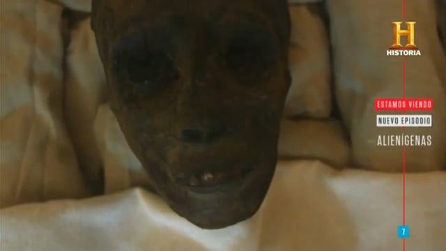 Alienigenas Ancestrales La maldicion de los faraones Canal Historia.