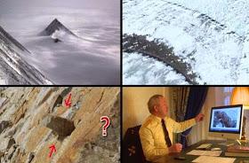 Un Oficial del Ejército Ruso Revela Secretos de la Antártida: Afima que Existe Una Pirámide Oculta