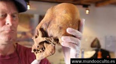 Los #craneos de #paracas: El analisis de ADN indica que no son humanos