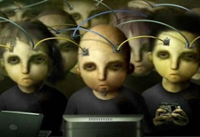 Así Es Como Manejan La Vida De Los TI's – Tecnología De Control Individual Total