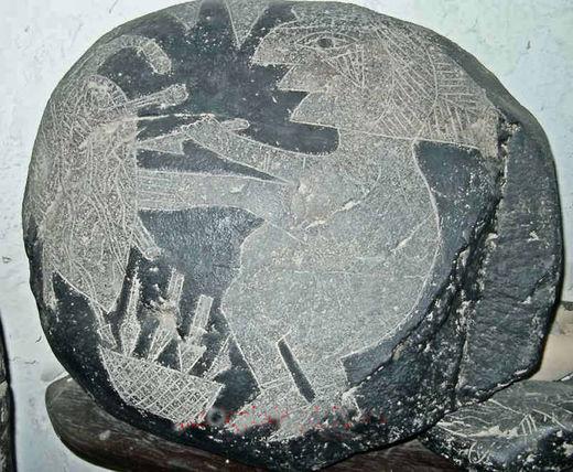 ¿ Existió una civilización que convivió con los dinosaurios?